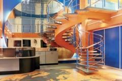 Mercuri International Ltd office and training centre in Tallinn